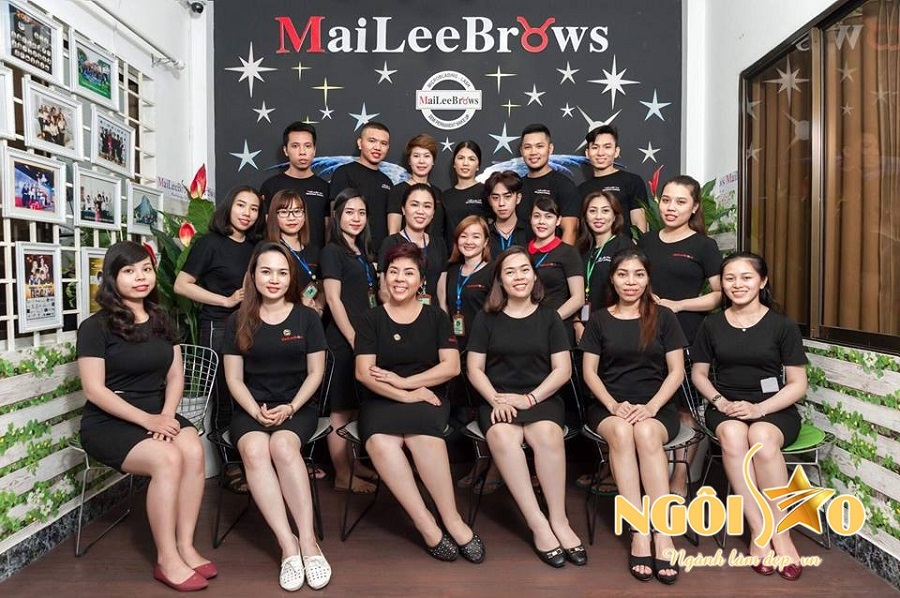 Địa chỉ Maileebrows