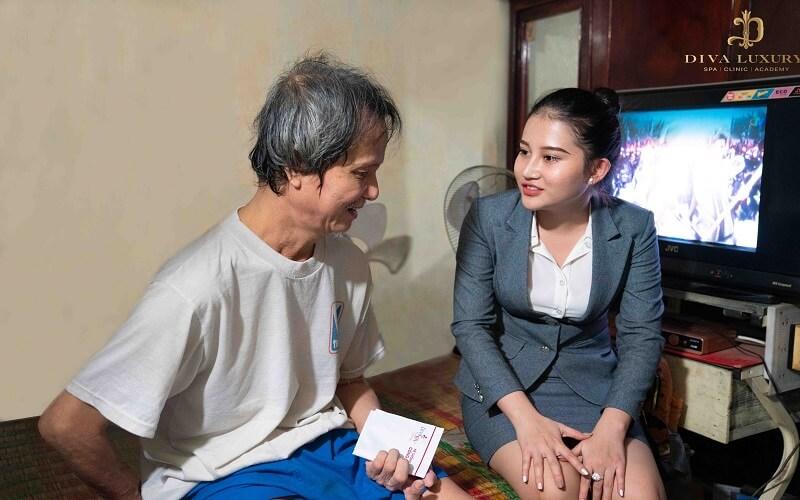 Chú Lương Minh Trung – 44 tuổi sống tại Khu phố 1, TP. Biên Hoà, Tỉnh Đồng Nai.