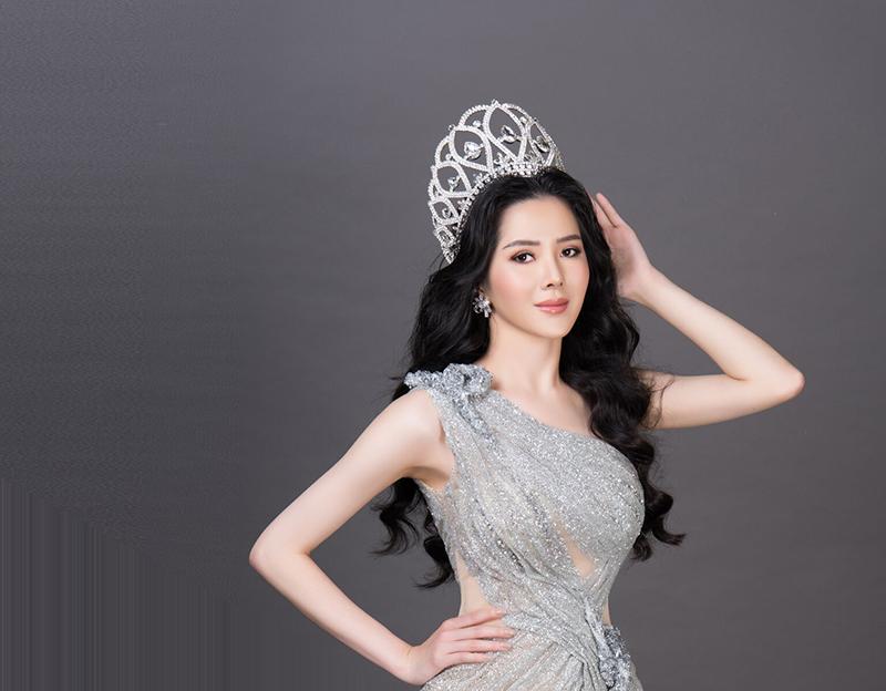 """Hoa hậu Doanh Nhân Châu Á – Trần Phương: """"Chân mày đẹp, màu chuẩn!"""""""