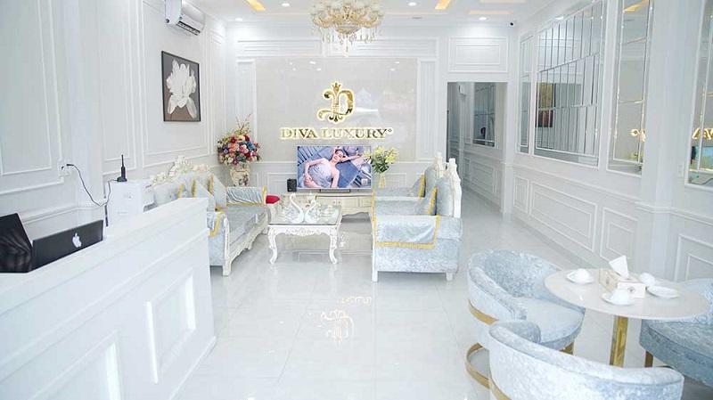Diva Spa sở hữu dịch vụ hoàn hảo