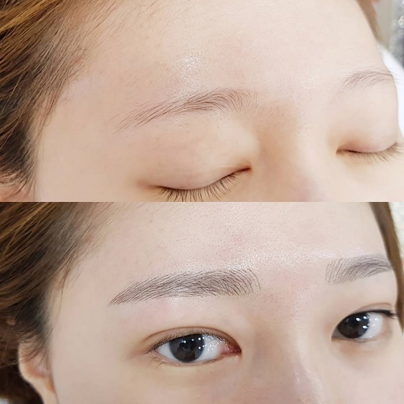 Microblading by Mien Thao