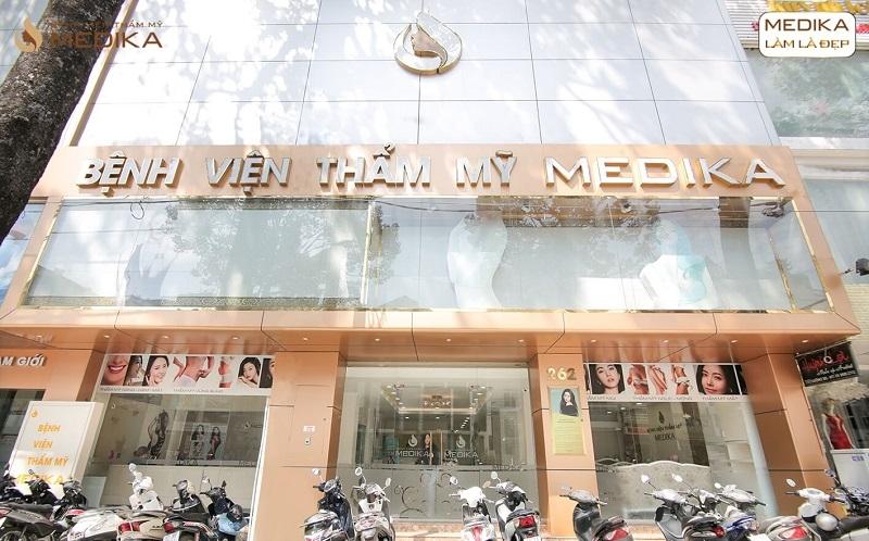 Bệnh viện thẩm mỹ Medika