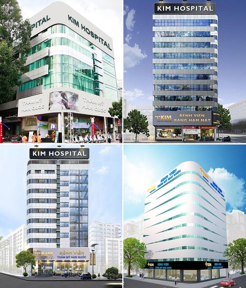 Bệnh viện thẩm mỹ Hàn Quốc