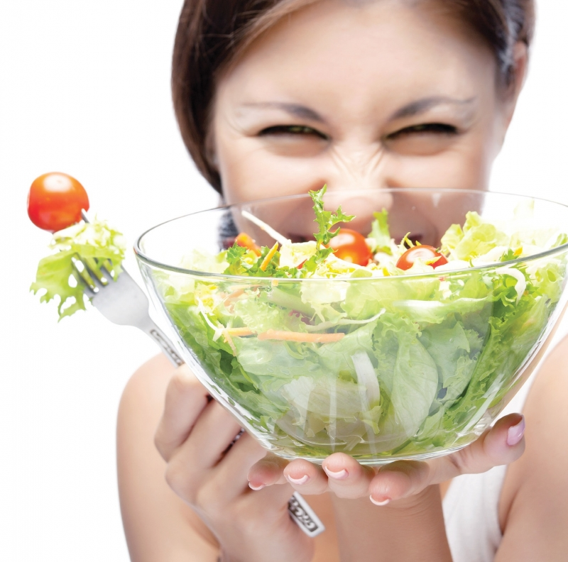 Cải thiện chế độ ăn uống khoa học hơn