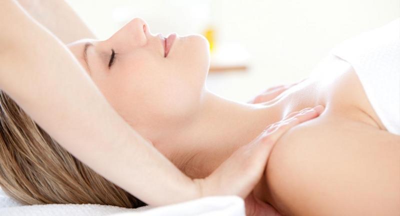 Áp dụng công thức massage hiệu quả